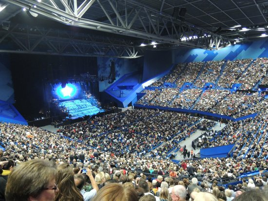 Perth Arena Australia Address Phone Number Attraction