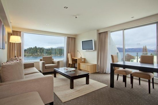Crowne Plaza Queenstown: Suite