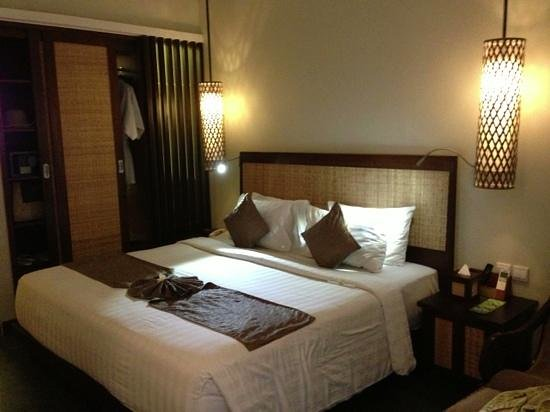 ‪‪Kuta Seaview Boutique Resort & Spa‬: deluxe room‬