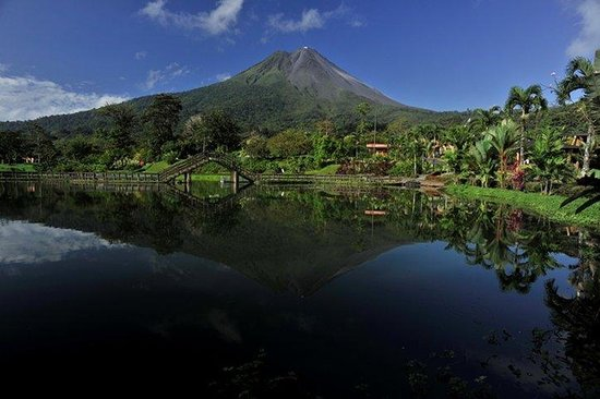 Los Lagos Hotel Spa & Resort: View From Lake