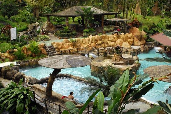 Los Lagos Hotel Spa & Resort: Hot Springs