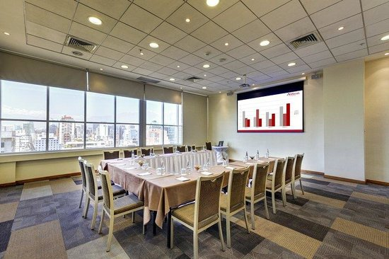 Hotel Atton El Bosque: Meeting Room