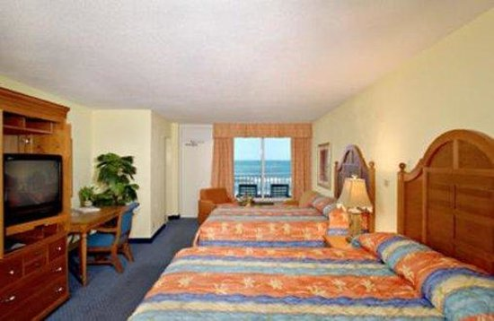 Perry's Ocean Edge Resort : Guest room