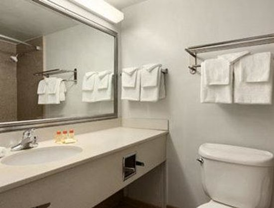Days Inn Virginia Beach Oceanfront: Bathroom