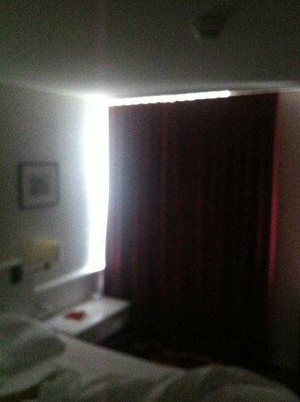 Hotel Helmhaus: Light coming in
