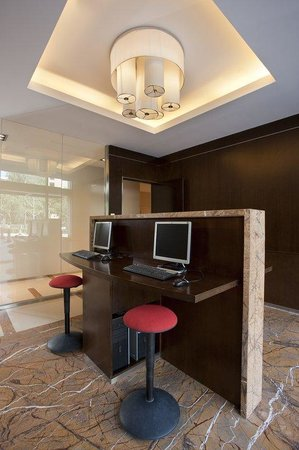Holiday Inn Express Beijing Temple Of Heaven: Business Center