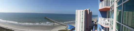 Prince Resort Condos: Picture from our Balcony