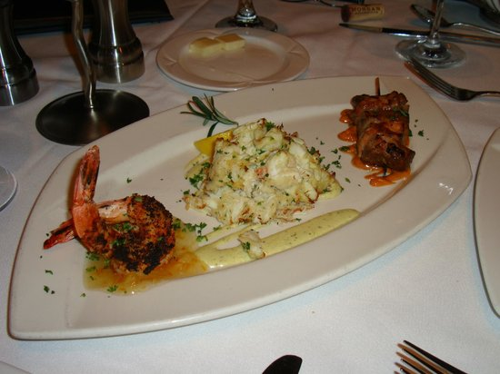 Wonderful seafood appetizer picture of monterey bay fish for Monterey bay fish grotto