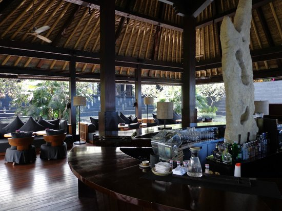 Bulgari Hotels & Resorts Bali: The Bar