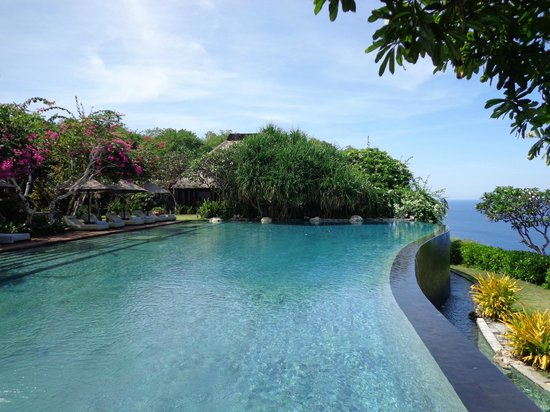 Bulgari Hotels & Resorts Bali: Pool Area