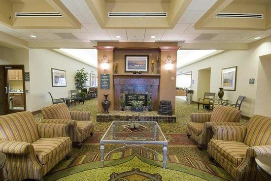 Homewood Suites Ft. Lauderdale Airport & Cruise Port: Lobby