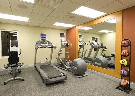 Homewood Suites Ft. Lauderdale Airport & Cruise Port: Recreational Facilities