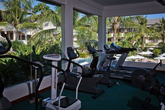 The Breezes Bali Resort & Spa: Gym at The Breezes Bali Resort and Spa Bali