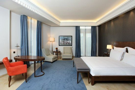 Le Gray Beirut : Presidential Suite Bedroom