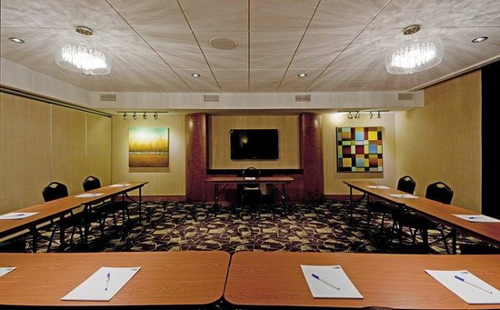 Holiday Inn Express & Suites Saint-Hyacinthe: Atmosphere Meeting Room