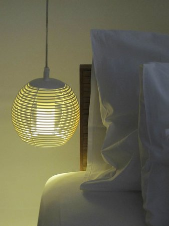 Putahracsa Hua Hin: bedside lighting