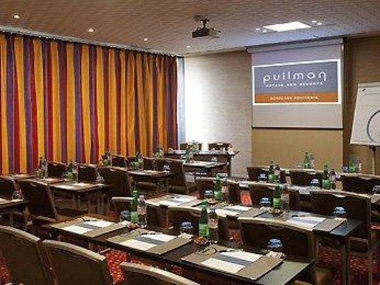 Pullman Bordeaux Aquitania : Meeting Room