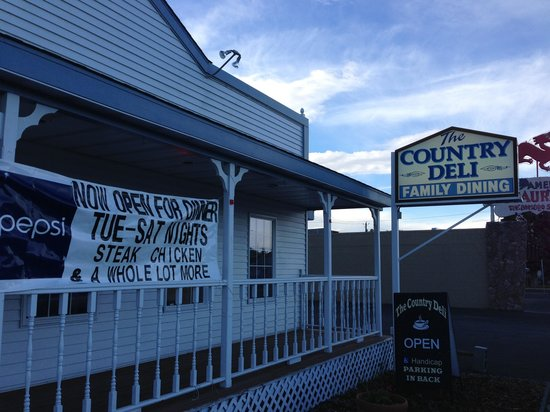 Ephrata, WA: Country Deli