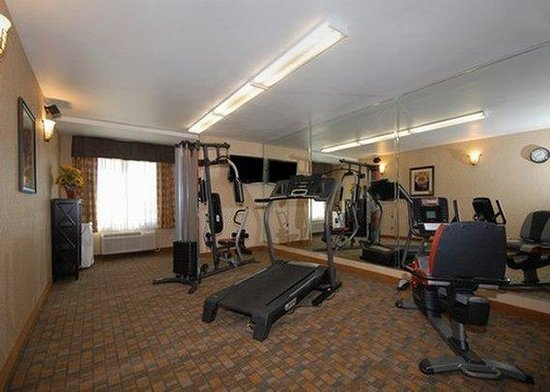 Colton, CA: fitness center