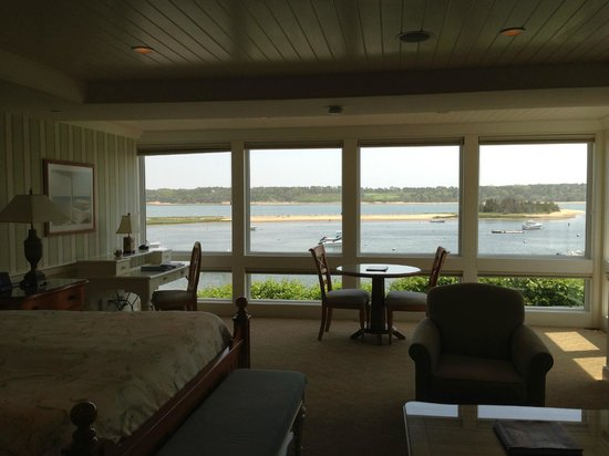 Wequassett Resort and Golf Club: Room #13