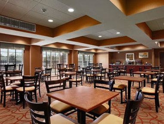 Days Inn Palm Coast: Breakfast Area