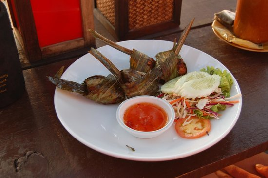 Lanta Castaway Beach Resort: Tasty food