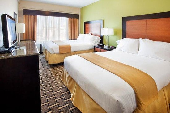 Holiday Inn Express & Suites Atlanta Downtown: Double Bed Guest Room