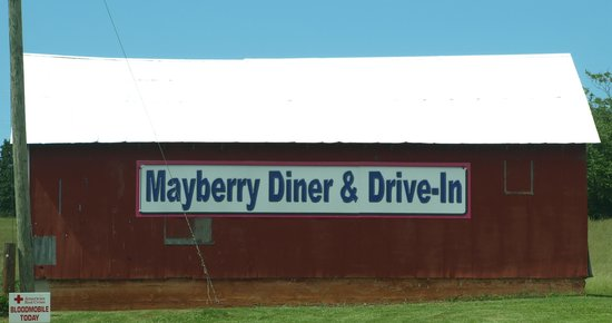 Moneta, VA: Mayberry Diner and Drive-In