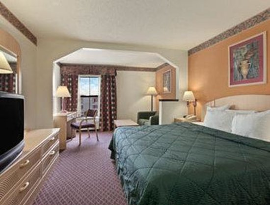 Days Inn Harvey: Suite