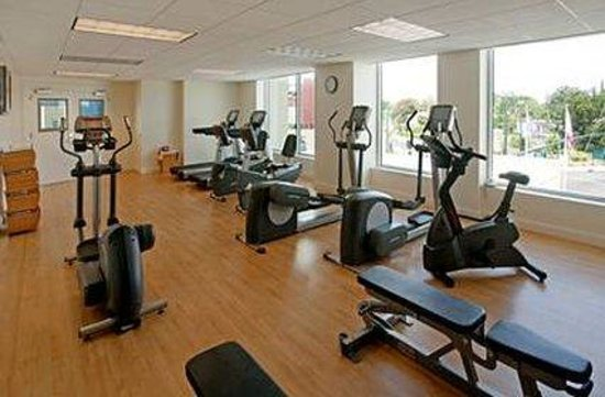 University Plaza Waterfront Hotel: Health club