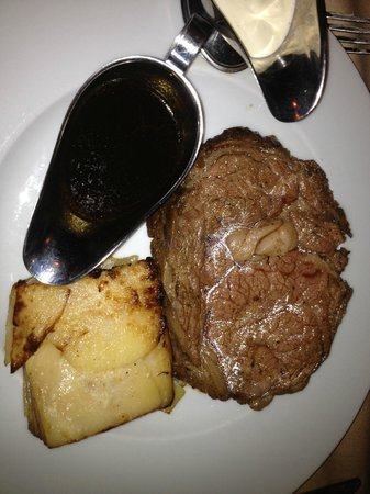 My prime rib picture of ringside fish house portland for Ringside fish house portland