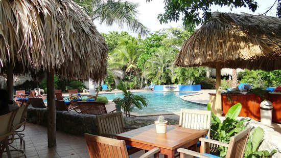 Lodge Kura Hulanda & Beach Club: Pool
