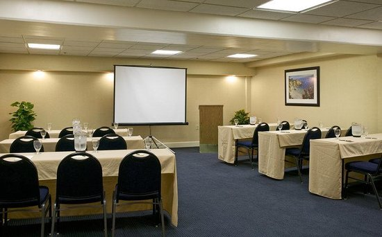 Empress Hotel of La Jolla: Meeting Room