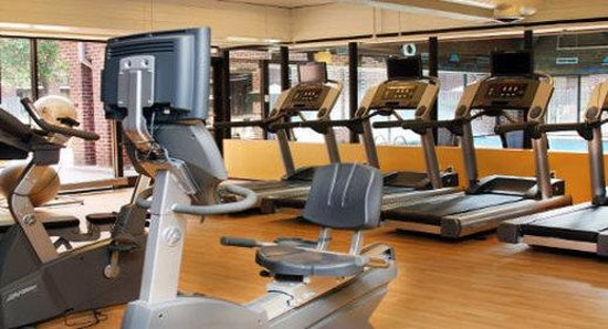 Baltimore Hunt Valley Inn Wyndham Affiliate: Fitness Room