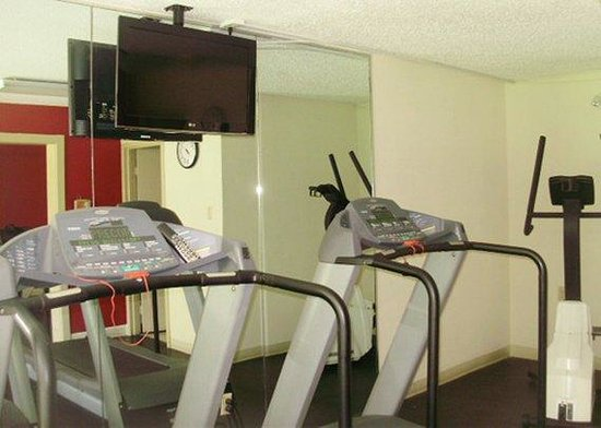 Gretna, LA: fitness center