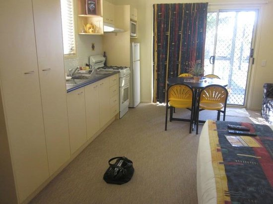 Alexandra Headland, Australia: One bedroom ensuite villa - 4 berth
