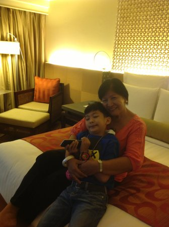 Marriott Cebu City: room