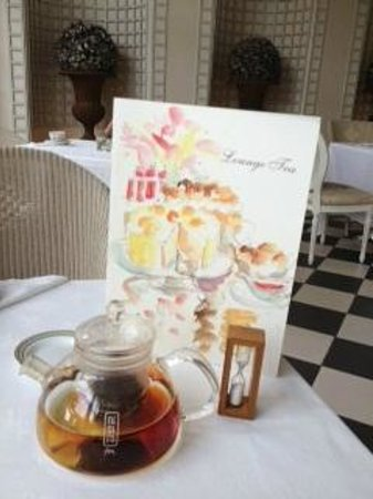 Mount Nelson Hotel by Orient-Express: Afternoon tea