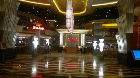 The Venetian Macao Resort Hotel: Cafe Deco