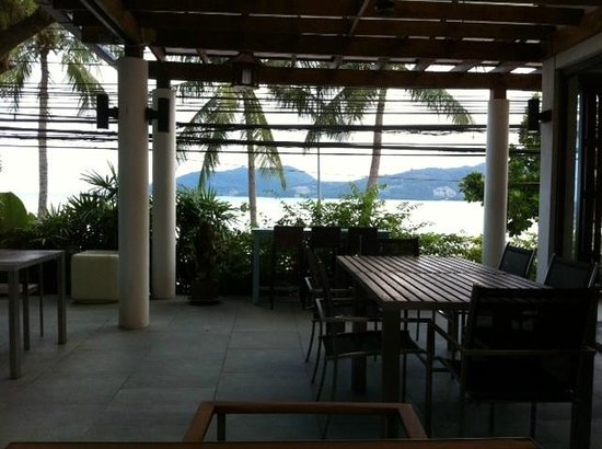 Avantika Boutique Hotel: NIce view from where we had breakfast