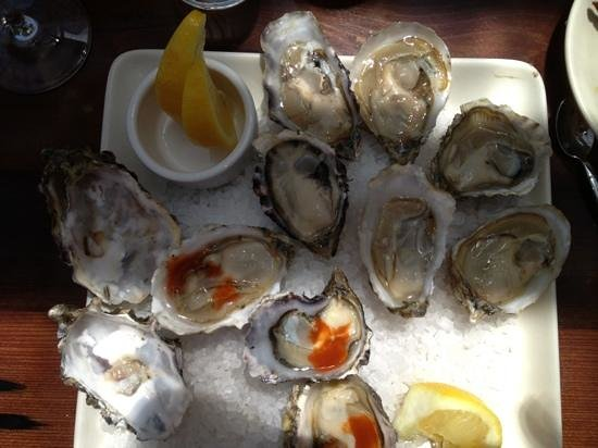 Inverness, CA: best oysters I ever had!