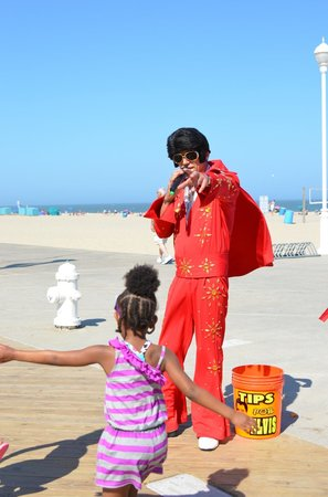 Grand Hotel & Spa: Elvis lives!!!