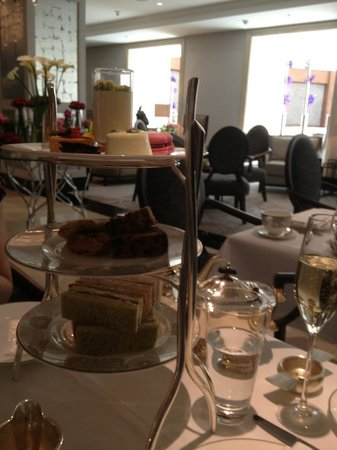 InterContinental London Westminster: Afternoon Tea