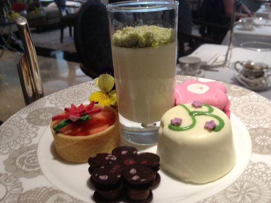 InterContinental London Westminster: Desserts