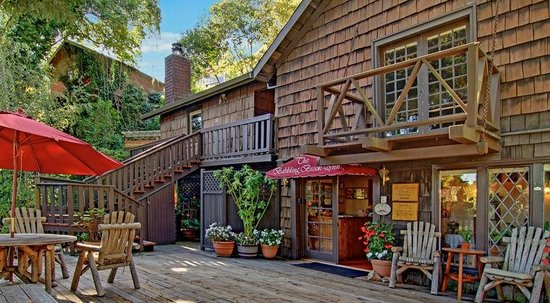 Photo of Babbling Brook Inn Santa Cruz