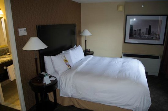 Crowne Plaza Chicago Magnificent Mile : comfortable