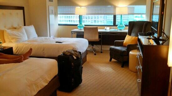 Hilton Miami Airport: room