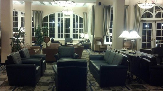 Crowne Plaza San Marcos Golf Resort: Main Lobby