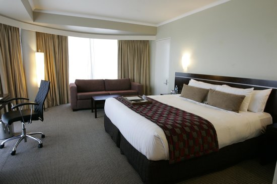 Rosehill, Australia: In Room