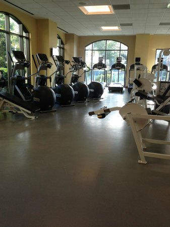 Omni Orlando Resort at ChampionsGate: Fitness Center